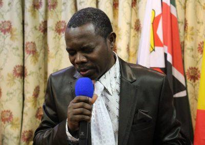 Pastor Mike Ileladewa